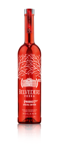 (Belvedere)RED Bottle shot