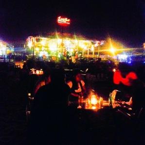 Zanzi Bar, Baga Beach