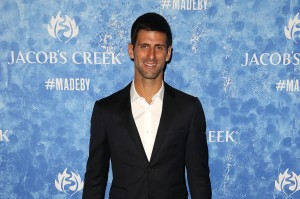 Jacob's Creek and Novak Djokovic