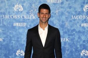 Jacob's Creek and Novak Djokovic