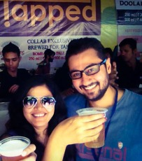 With Rahul Mehra, Gateway Brewing Co.