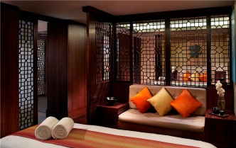The Ritz-Carlton Spa - VIP treatment room