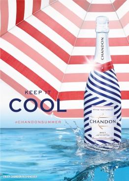 Chandon Summer Poster