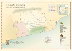 penedes-wine-regions-map
