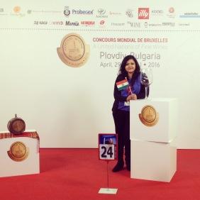 Rojita Tiwari - President, Jury 24, CMB 2016