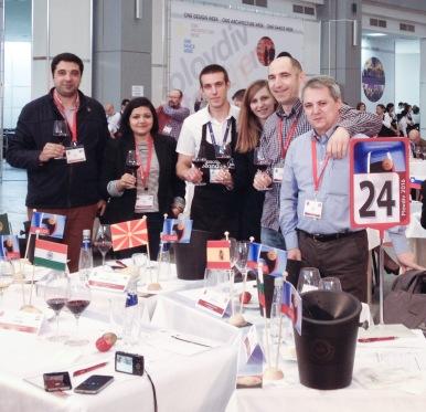 Jury 24 with Sommelier Viktor