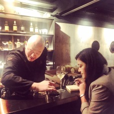LEARNING THE ART OF MIXOLOGY AND TEA FROM AKI WANG