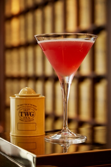 TWG Tea Cosmopolitain Cocktail (3)