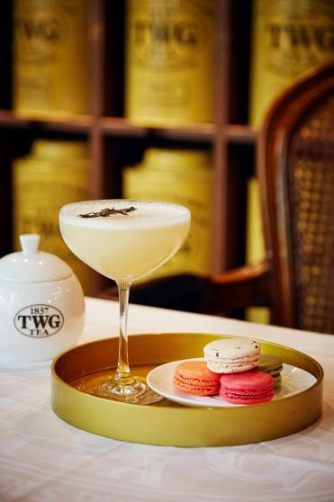 TWG Tea-Darjeeling Margarita